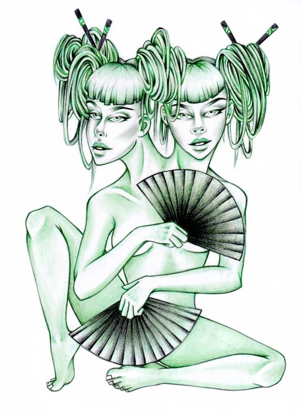 Siamese Twins